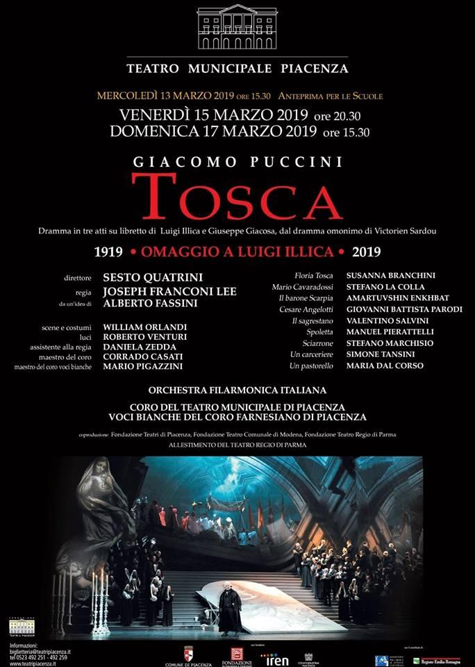 tosca 2019