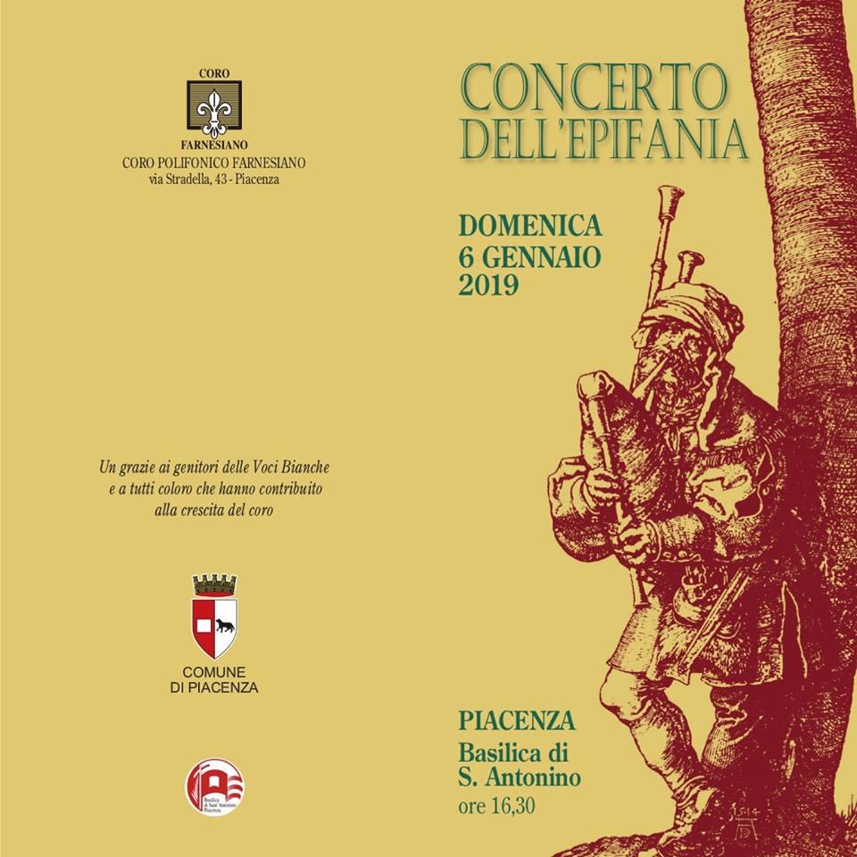 locandina concerto epifania 2019